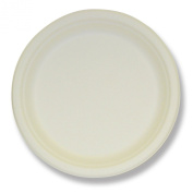 Asean Corporation P011 7 in. round plate - 1000 pcs