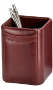 Dacasso A3010 Square Leather Pencil Cup