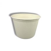 Stalkmarket 100% Compostable Sugar Cane Fibre Soup Bowl, 120ml sample cup, 1500-Count Case