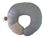 Babymoon Pod Head & Neck Support, Pale Blue Dot