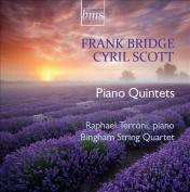 Frank Bridge, Cyril Scott