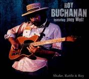 Shake Rattle & Roy [Digipak]