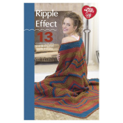 Coats & Clark Books Ripple Effect- Soft Yarn