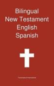 Bilingual New Testament, English - Spanish