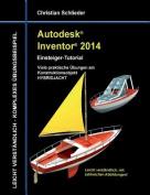 Autodesk Inventor 2014 - Einsteiger-Tutorial [GER]