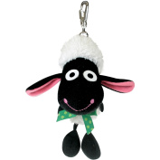 Dublin Gift Big Head Sheep Soft Key Ring