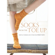 Potter Craft Books Socks From The Toe Up