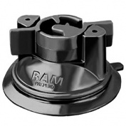 RAM Mount 8.4cm Suction Cup Base w/Twist Lock
