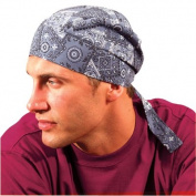 OccuNomix 561-TN6-JFL Tuff Nougies Dlx Tie Hat:Jungle Camo