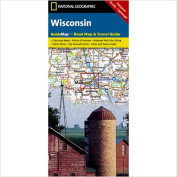 National Geographic Maps GM01020338 Wisconsin Map