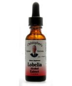 Dr. Christophers Formulas 0987057 Lobelia Alcohol Extract 1 fl oz - 30 ml - 1 oz