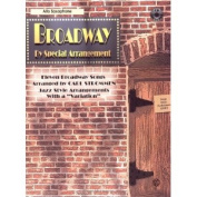 Alfred 00-0591B Broadway by Special Arrangement - Music Book