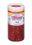 Pacon Corporation PAC91640 Glitter 120ml Red