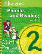 Alpha Omega Publications JPR022 Student Reader 2 A Little Princess