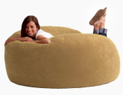 Comfort Research 0005177 5 ft. King Fuf Comfort Suede Sand Dune