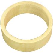 Unfinished Bangle Bracelet Flat Exterior-X-Large 2.5cm Wide