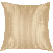 Surya PC1005-1818D 18 in. x 18 in. Down Filled Decorative Pillows - Cream