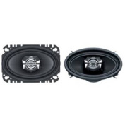 Jvc 4 in. x 6 in. Car Speakers 2Way Coaxial 140Watts - CSV4627