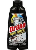 J Wax 14768-12738 Drano Dual Foamer 500ml - Pack of 8