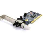 100Mbps PCI Multi Mode ST Fiber Ethernet NIC Network Adapter Card