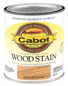 Valspar Brand .50 Pint Golden Oak Interior Oil Wood Stain 144-8121 HP