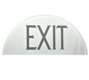 Meyda Tiffany 111656 21.75 in. W x 9.75 in. H Exit Mirror Sign
