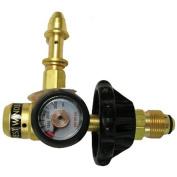 Western Enterprises 312-B4GHT-06 Helium-Air Mixer Inflator