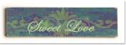 ArteHouse 0003-2613-24 Sweet Love Vintage Sign