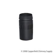 Chimney 77505 8 in. x 6 in. Model DSP Double-Wall Stovepipe