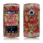 DecalGirl SVVZ-VSCARLET Sony Ericcson Vivaz Pro Skin - Vintage Scarlet