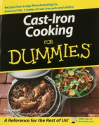 Lodge Cast Iron Cooking for Dummies CBCID