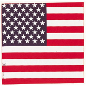Liberty Mountain 518088 Patriotic Bandana American Flag