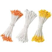 Wilton 461888 Stamen Set 2.317.5cm . 180-Pkg-Yellow Orange White