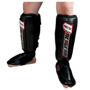Revgear 839000 Medium Medium Defender Gel Shin Guard