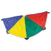 Champion Sports CHSNP20 Parachute 6.1m Diameter 16 Handles