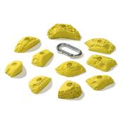 Nicros HUP Nic Oklobzija Droids Handholds - Yellow