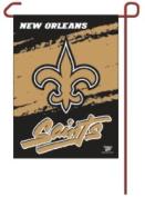 New Orleans Saints Official NFL 28cm x 38cm Garden Flag by Wincraft