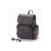 Clava 707 Mid-Size Multi Pocket Backpack - Vachetta Black