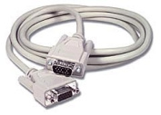 C2G / Cables to Go - 02717 - 6ft Econo HD15 M/F SVGA Monitor Extension Cable