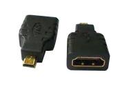Comprehensive HDJ-HDDP HDMI A Female To HDMI Micro D Male Adapter