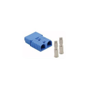 Metra - The-Install-Bay - Fishman SB120 4-Gauge Large Quick Disconnect Anderson Connector - Blue