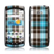 DecalGirl LALY-PLAID-TUR LG Ally Skin - Turquoise Plaid