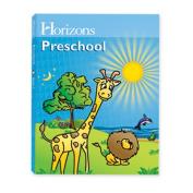 Alpha Omega Publications PRS011 Horizons Preschool Student BK1