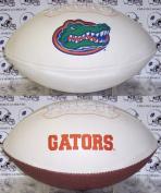 Creative Sports FBC-GATORS-Signature Florida Gators Embroidered Logo Signature Series Football