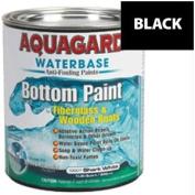 Aquagard Waterbased Anti-Fouling Bottom Paint - Quart - Black