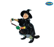 The Witch With Broomstick - Tales & Legends - Papo