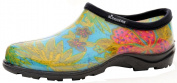 Sloggers Size 10 Midsummer Blue Womens Sloggers Waterproof Rain Shoes 5102BL10