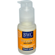 Beauty Without Cruelty 0591016 Vitality Serum Vitamin C With CoQ10 - 1 fl oz