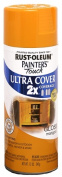 Rustoleum 249862 350ml Marigold Gloss Painters Touch 2X Ultra Cover Spray Pai - Pack of 6