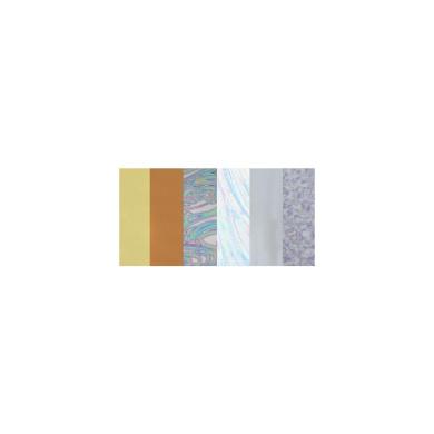 Lisa Pavelka Craft Foil Kit 6/Pkg-Expressions